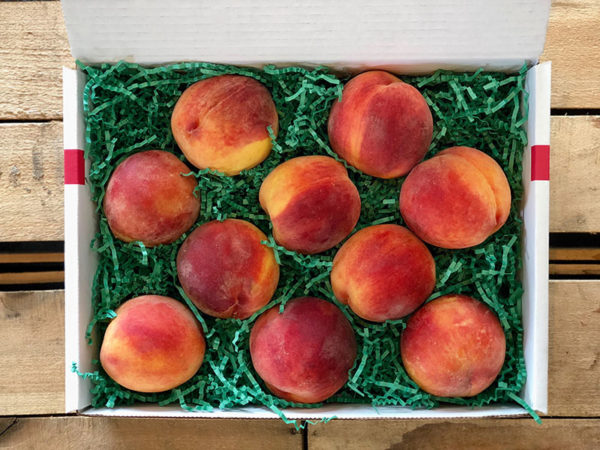 Bauman Orchards - Peach Gift Box